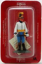 Figurine Del Prado Officier Autrichien Régiment Splényi Autriche 1800 Empire