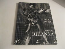 VOGUE UNIQUE italia supplemento al  numero 709 del 9/2009 RIHANNA