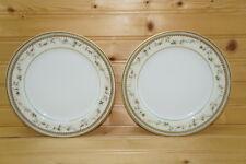 "Haviland Yale Limoges (2) Salad Plates, 7 5/8"""