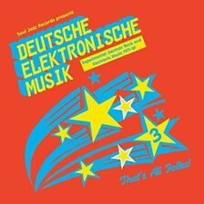 Soul Jazz Records Pr - Deutsche Elektronische Musik 3: Experimental [New CD]
