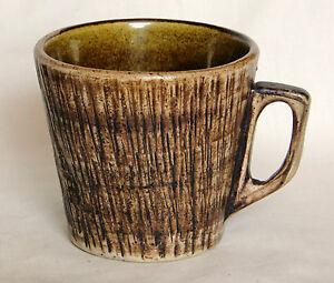 Vintage Textured Mug - Bristow Pottery, Malta