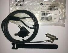 Hp Ultraslim Keyed Cable Lock - 699921