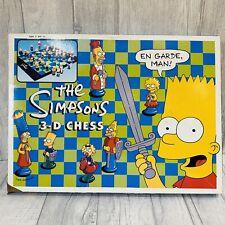 ⭐ vintage années 90 The Simpsons 3D chess Lisa Simpson pion pièces détachées ⭐