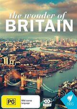 The Wonder of Britain NEW R4 DVD