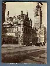 UK, London, Imperial College  Vintage citrate print. Vintage England  Tirage c