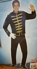 Pop Star Michael Jackson Costume Rasta Imposta 402