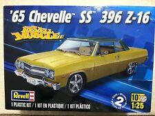 Revell - 1/25 '65 Chevelle™ SS™ 396 Z-16 Plastic Model Kit 85-4055