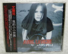 Avril Lavigne My World Taiwan Ltd CD+DVD w/OBI