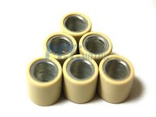 6 GRAM ROLLER WEIGHTS 16X13 GY6 139QMB 49CC 50CC SCOOTER MOPED JONWAY M RW01
