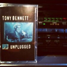 TONY BENNET MTV Unplugged - Cassette USA 1994 - Play TESTED