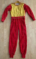 Momo Kart Red Yellow Racing Size 46 Suit