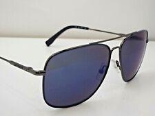 Authentic  LACOSTE L174S 714 Gold Havana Brown Gradient Aviator Sunglasses $220