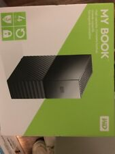 *NEW* WD My Book 4TB External Hard Drive WDBBGB0040HBK-NESN