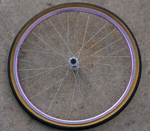 Deore XT Sun Mistral Purple Vintage MTB Wheel 26 Yeti Klein Mountain Bike 1990s