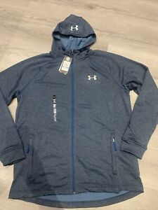 1295921-997 Under Armour Mens Full Zip Hoodie Size X-Large