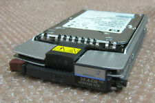 HP 15k, 36.4GB Ultra 320 SCSI Hard Drive + Caddy BF03687B54, 356914-001