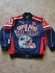 NFL Super Bowl LI Champions Cotton Twill Jacket