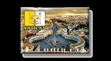 Vatikan Rom Petersplatz Foto Magnet Italien Italy Vatican Souvenir Fridge,Neu