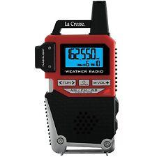 S89102 La Crosse NOAA WEATHER RADIO Weather | Alerts | AM/FM Radio - Refurbished