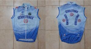Team Gerolsteiner Cycling 4 Shirt Gilet Nalini Manto Tex  Jersey Camiseta
