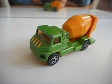 Corgi Juniors Mobile Cement Mixer in Green/Yellow