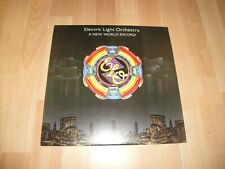 ELECTRIC LIGHT ORCHESTRA ELO A NEW WORLD RECORD LP DE VINILO VINYL MUY NUEVO