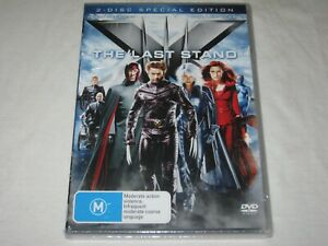 The Last Stand - 2 Disc Special Edition - Brand New & Sealed - Region 4 - DVD
