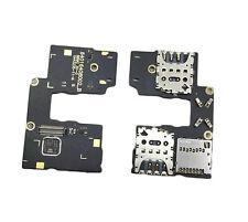 Motorola moto G3 3e génération double xt1550 micro sd lecteur carte Sim titulaire flex board