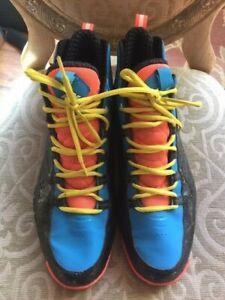 Reebok John Wall Season 3 Zigescape V45751 Mens Shoes Size 12 NICE!!!!