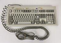 IBM 1391401 Model M Keyboard 1992 Ps2 w/ wire *Broken Enter Key /3 replaced keys