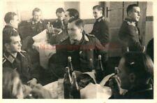 Foto, Wk2, Staffelabend im Soldatenheim von Deblin, Polen (N)20982