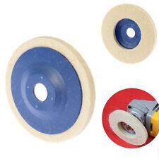 Pad Car For Metal Marble Felt Disc Wool Wheel Polishing Pads Angle Grinder -