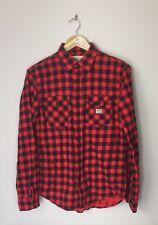 Ralph Lauren rosso e nero Check camicia-Piccolo