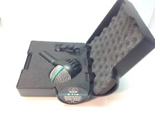 AKG D112 STUDIO MICROPHONE IN BOX MINT CONDITION