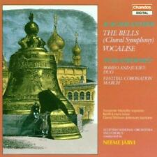 Sergej Rachmaninov (1873-1943) • The Bells CD