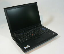 Notebook Lenovo ThinkPad T400 2,26GHz 4GB RAM 120GB SSD WINDOWS 7 Top
