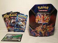 Pokemon Zamazenta V Collectors Tin Legends of Galar OPENED PACKS! BULK TCG Cards
