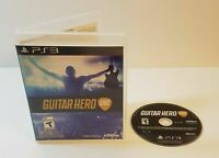 PS3 Guitar Hero Live Sony Playstation 3 Game Only in case