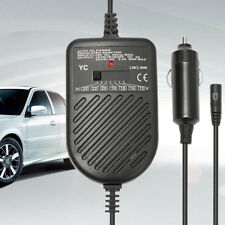 80W 12V Universal Car Power Supply Charger Adapter For Laptop Notebook HP Acer