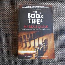 Book Thief by Markus Zusak (Paperback, 2007)