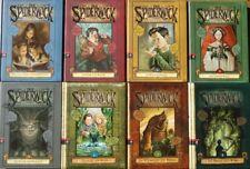 8 x Die Spiderwick Geheimnisse. Band 1,2,3,4,5,6,7,8. DiTerlizzi+Black. Sehr gut