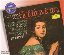 Verdi: La Traviata (CD, Sep-2007, 2 Discs, DG Deutsche Grammophon)