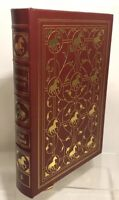 National Velvet Easton Press Leather Collector's Edition 24k Gold Paper