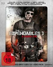 The Expendables 3 - A Man's Job - Limited Hero Pack | Blu-ray | NEU
