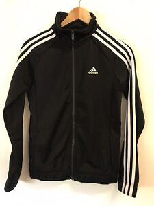 Adidas Zip Up Jacket EUC Size 6