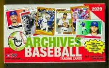 Topps 2020 MLB Archives Baseball Trading Card Blaster Box