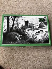 Vintage Arrow Puzzles 750 Piece Jigsaw Puzzle.The Geldart Collection Countryside