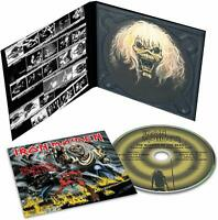 IRON MAIDEN The Number Of The Beast (2018) remastered reissue CD NEW/SEALED
