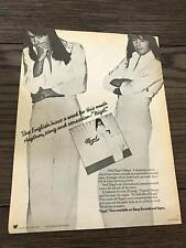 1979 Vintage 8X11 Promo Print Ad For Drummer Nigel Olsson Album Bang Records