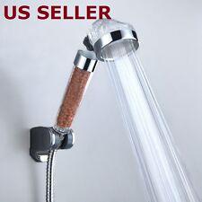 High Pressure Amazing Shower Head Bathroom Hand Shower Booster Showerhead
